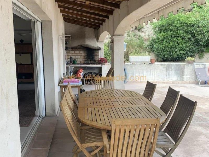 Vendita nell' vitalizio di vita casa Antibes 595000€ - Fotografia 6