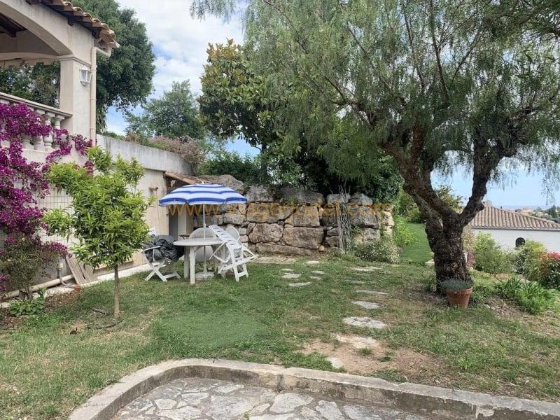 Vendita nell' vitalizio di vita casa Antibes 595000€ - Fotografia 20