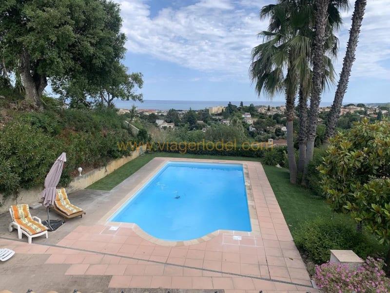 Vendita nell' vitalizio di vita casa Antibes 595000€ - Fotografia 12