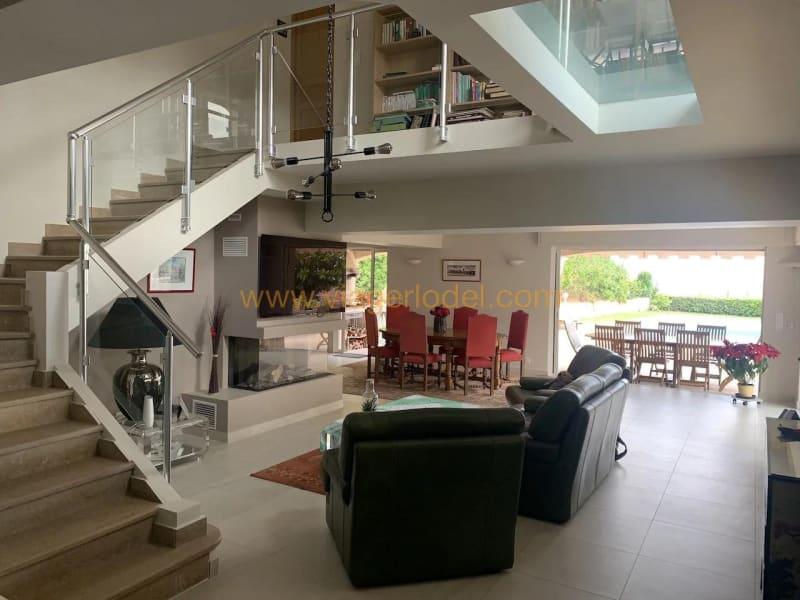 Vendita nell' vitalizio di vita casa Antibes 595000€ - Fotografia 2