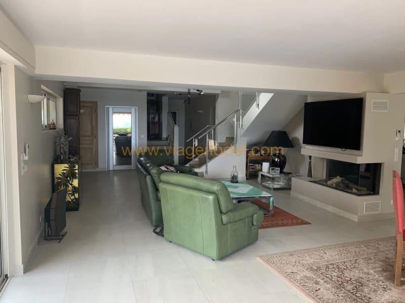 Vendita nell' vitalizio di vita casa Antibes 595000€ - Fotografia 4