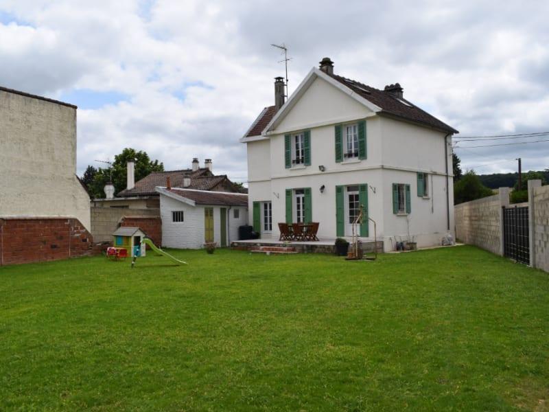 Sale house / villa Rosny sur seine 394000€ - Picture 2