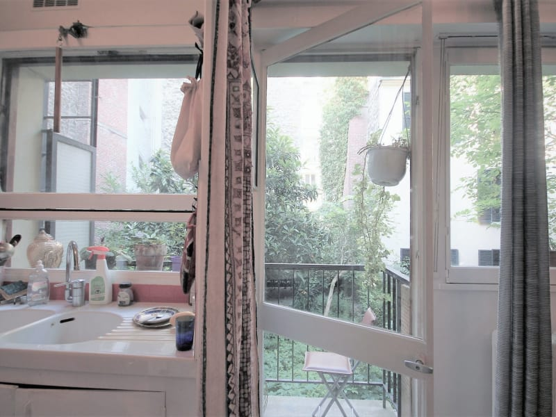 Sale apartment Paris 18ème 305000€ - Picture 4