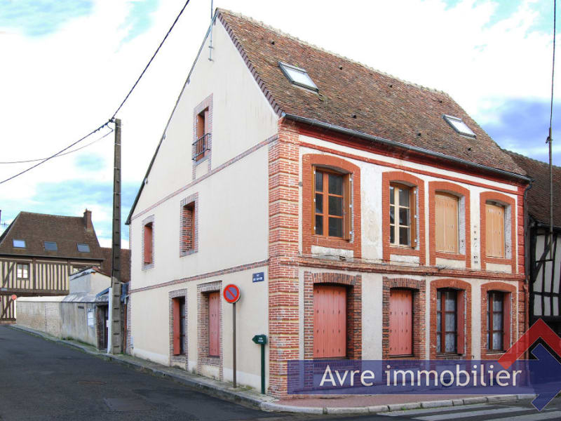 Sale building Verneuil d avre et d iton 253000€ - Picture 1