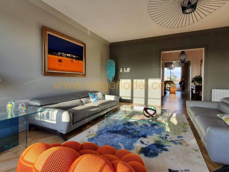 Life annuity apartment Bordeaux 685000€ - Picture 2