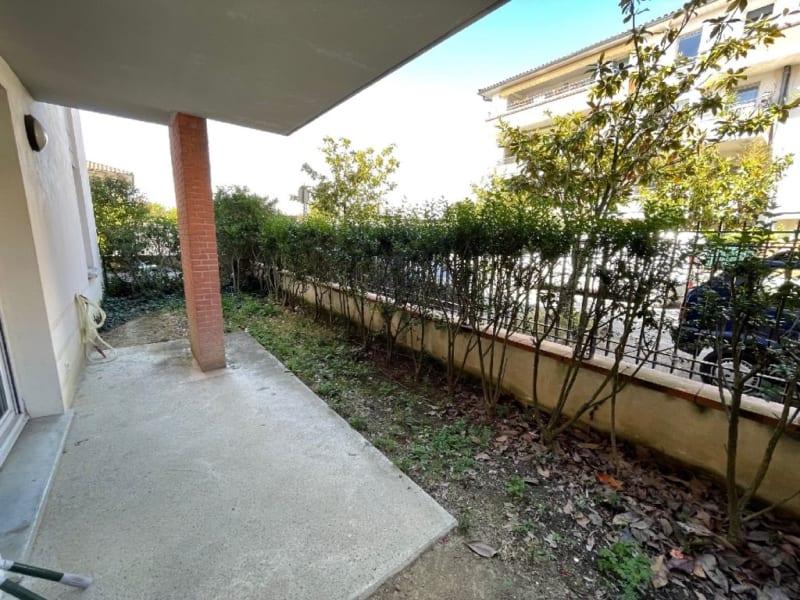 Rental apartment L union 545€ CC - Picture 1