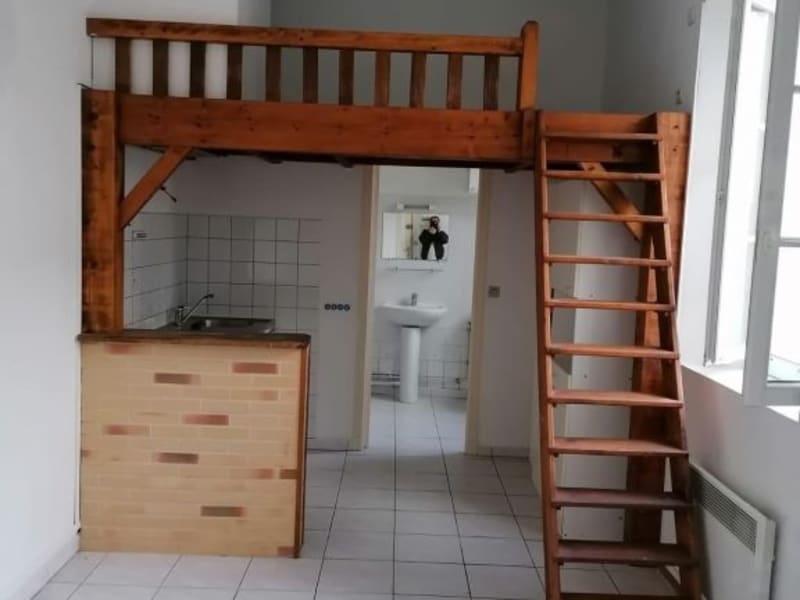Sale apartment Précy sur oise 71000€ - Picture 1
