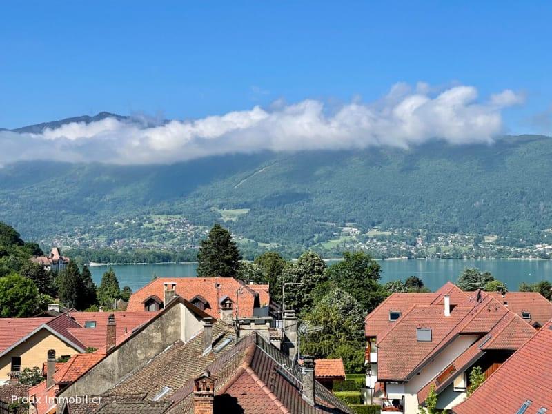 Sale apartment Menthon saint bernard 665000€ - Picture 1