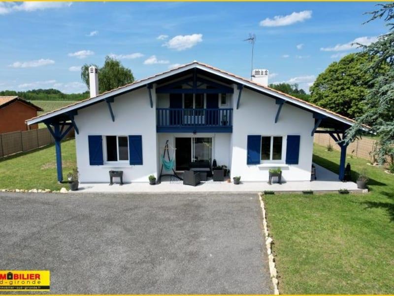 Sale house / villa St michel de rieufret 384000€ - Picture 2
