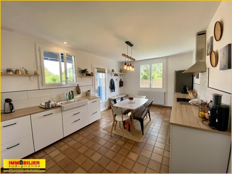 Sale house / villa St michel de rieufret 384000€ - Picture 4