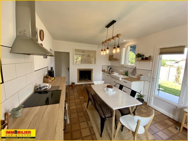 Sale house / villa St michel de rieufret 384000€ - Picture 5
