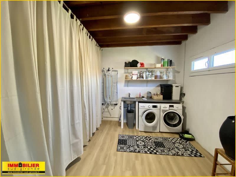 Sale house / villa St michel de rieufret 384000€ - Picture 13
