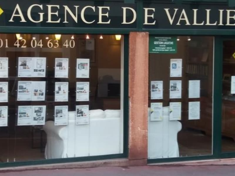 Vente appartement Suresnes 214000€ - Photo 5