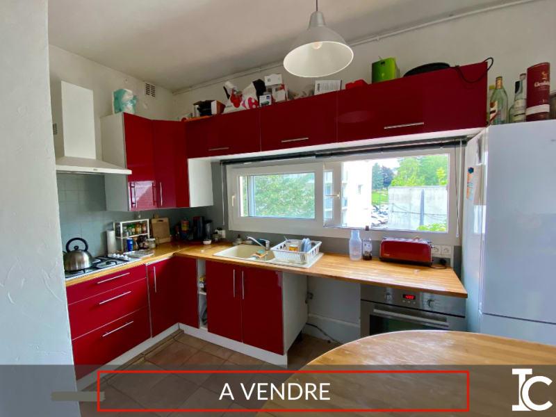 APPARTEMENT VOIRON - 3 pièces- 73.5 m2 avec Terrasse