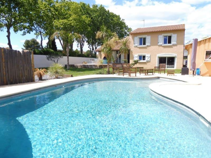 Sale house / villa Valergues 569900€ - Picture 1
