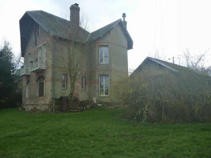 Sale house / villa Livarot-pays-d'auge 168000€ - Picture 1