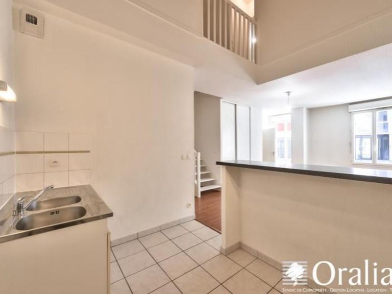 Vente appartement Bordeaux chartrons 306900€ - Photo 1