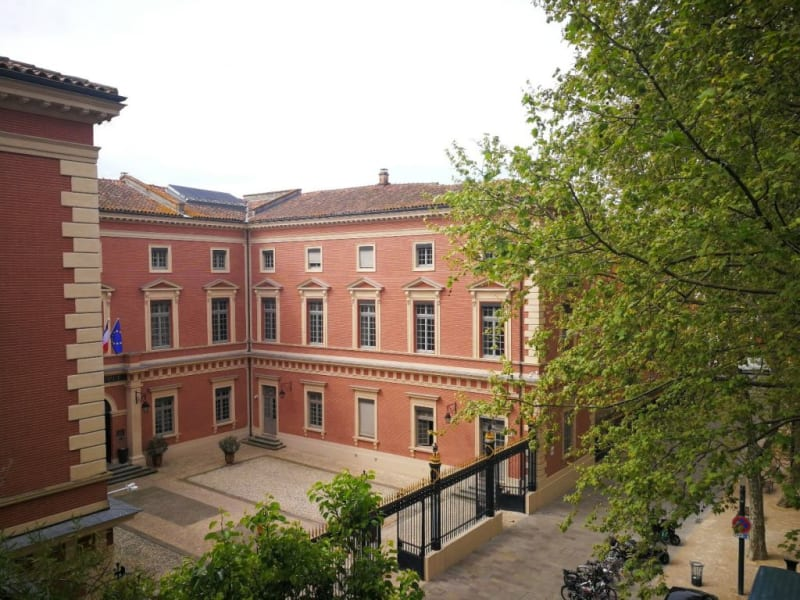 Rental office Toulouse 1630€ HC - Picture 1