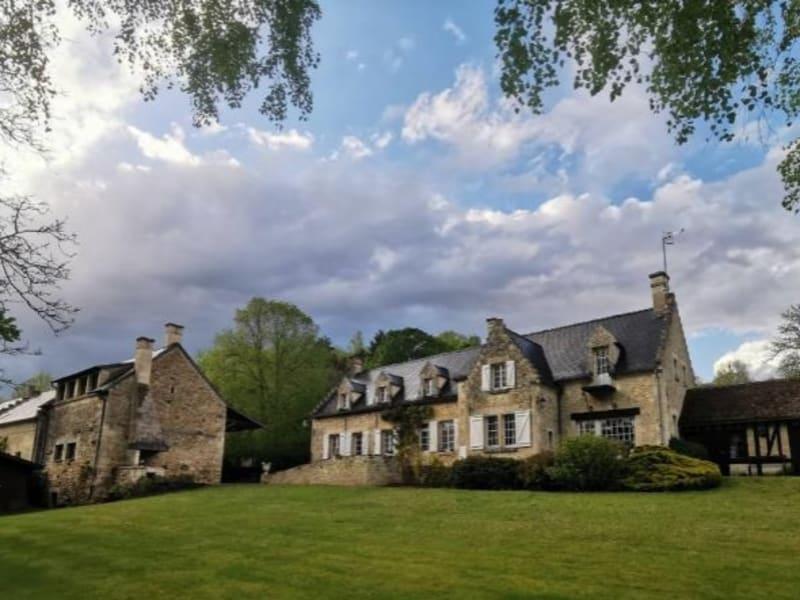 Deluxe sale house / villa Mortefontaine 795000€ - Picture 1