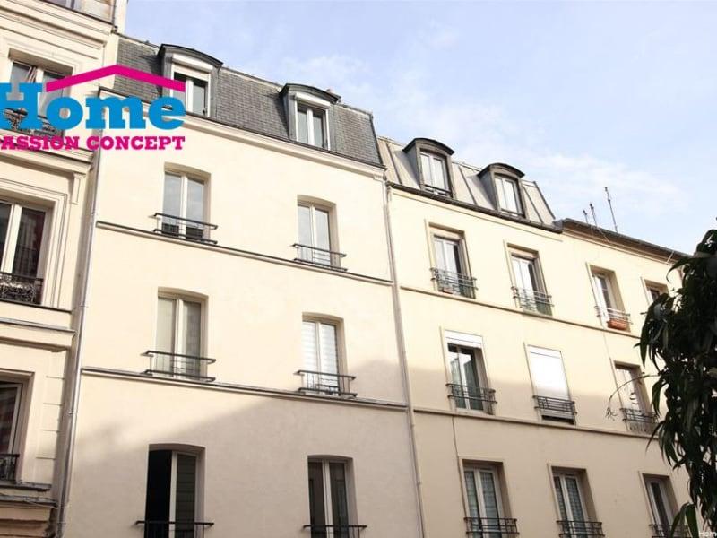 Vente appartement Asnieres sur seine 335000€ - Photo 1