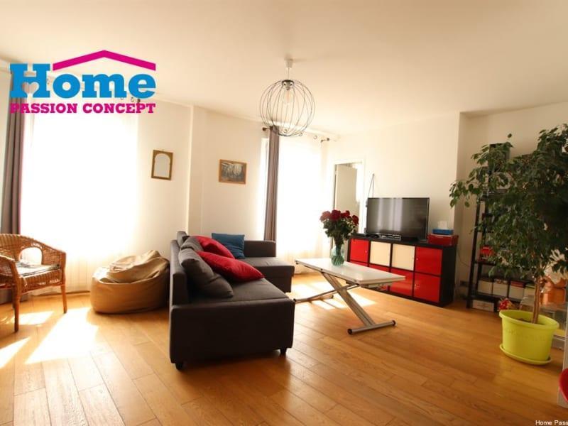 Vente appartement Nanterre 469000€ - Photo 1