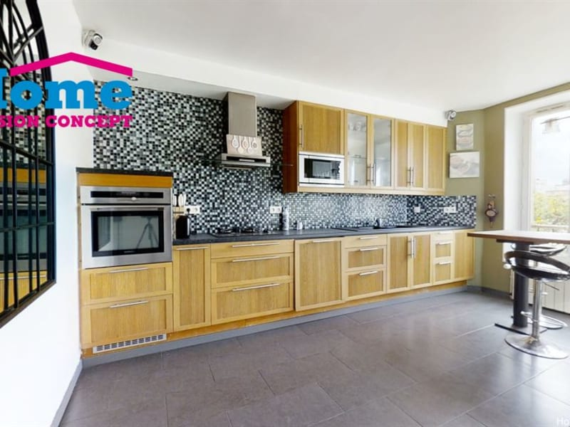 Vente appartement Suresnes 480000€ - Photo 2