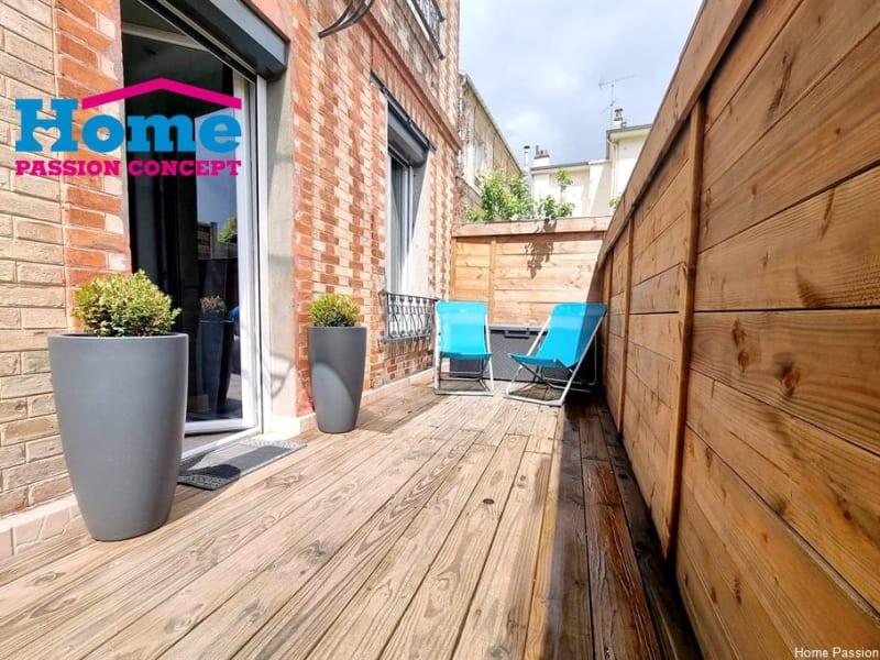 Vente appartement Suresnes 499000€ - Photo 1