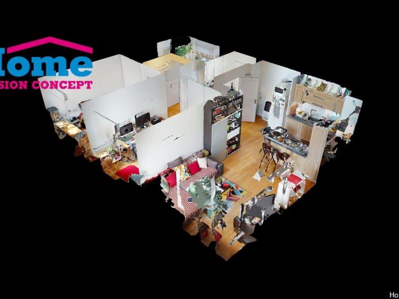 Vente appartement Suresnes 429900€ - Photo 1