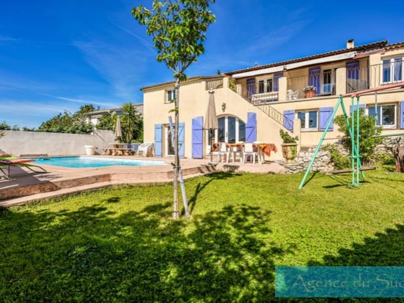 Vente maison / villa Carnoux en provence 735000€ - Photo 3