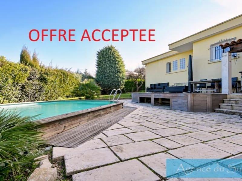 Vente maison / villa Carnoux en provence 610000€ - Photo 1