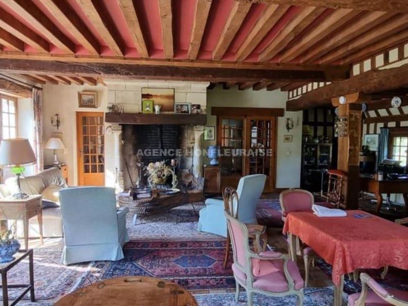 Vente maison / villa Équemauville 875000€ - Photo 3