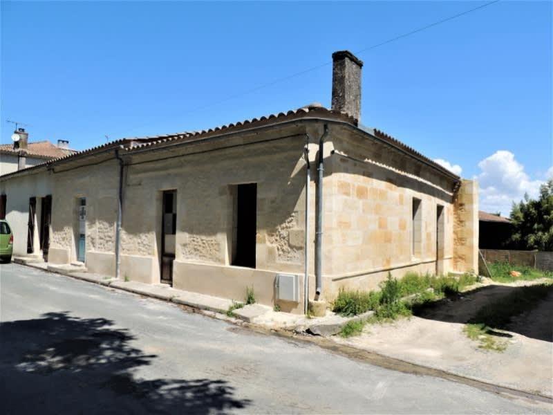 Vente maison / villa Saint christoly medoc 88000€ - Photo 1