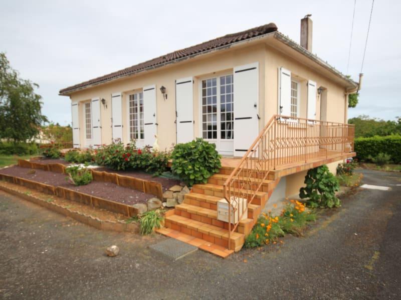 Vente maison / villa Fontenay le comte 195200€ - Photo 1