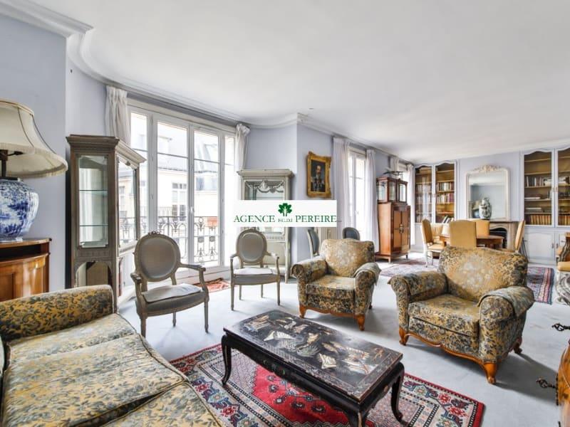 Deluxe sale apartment Paris 17ème 1690000€ - Picture 2