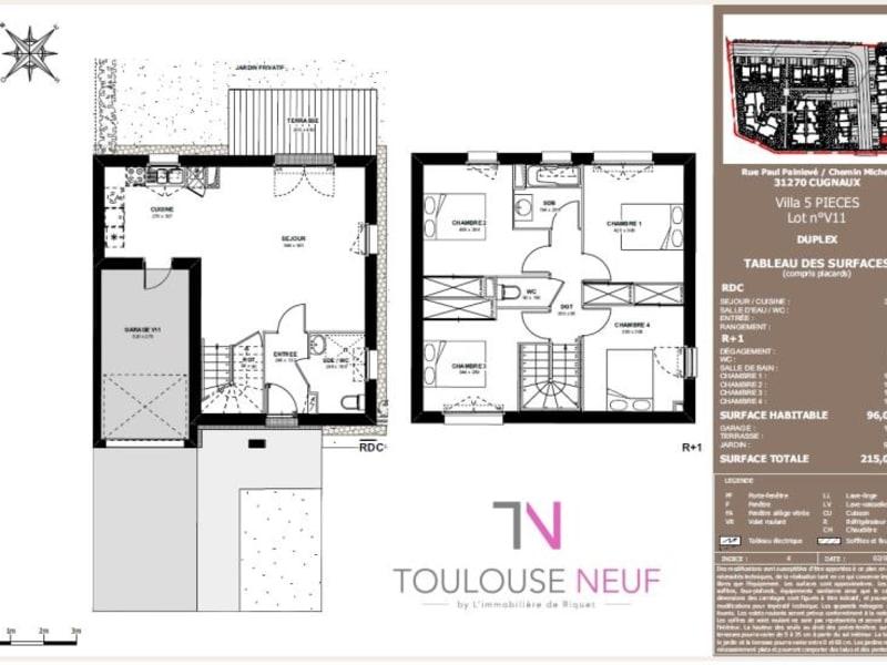 Vente maison / villa Cugnaux 354000€ - Photo 10