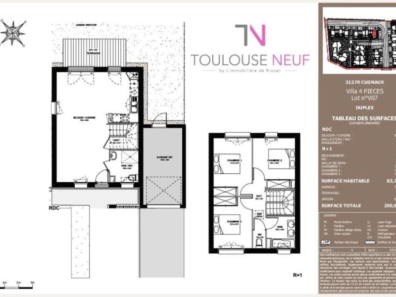 Vente maison / villa Cugnaux 306000€ - Photo 10
