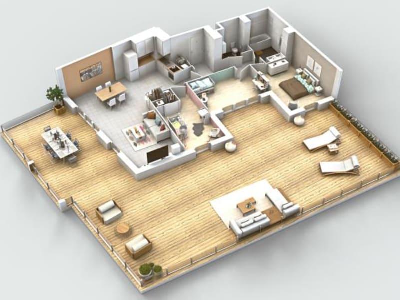 Vente appartement L'union 388000€ - Photo 7