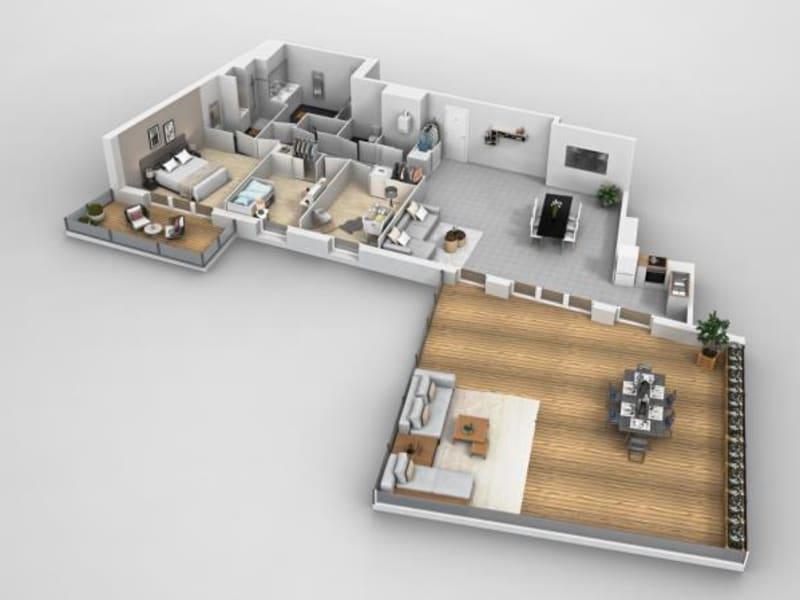 Vente appartement L'union 388000€ - Photo 8