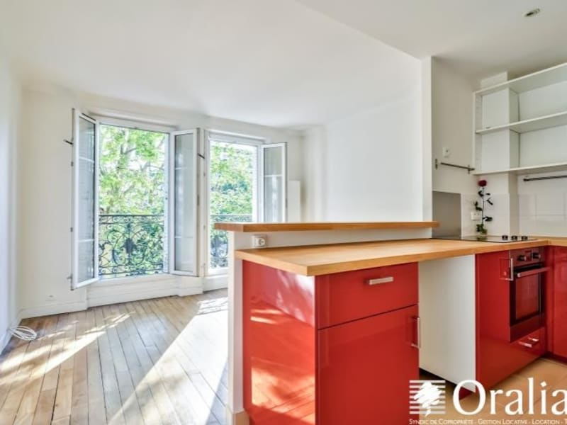 Vente appartement Paris 20ème 485000€ - Photo 2