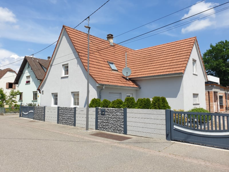 Maison à SCHEIBENHARD