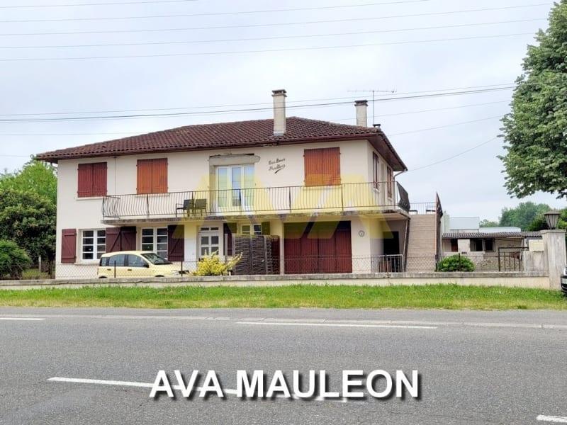 Verkauf mietshaus Mauléon-licharre 165000€ - Fotografie 1