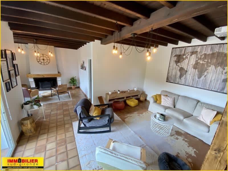 Sale house / villa St michel de rieufret 384000€ - Picture 6
