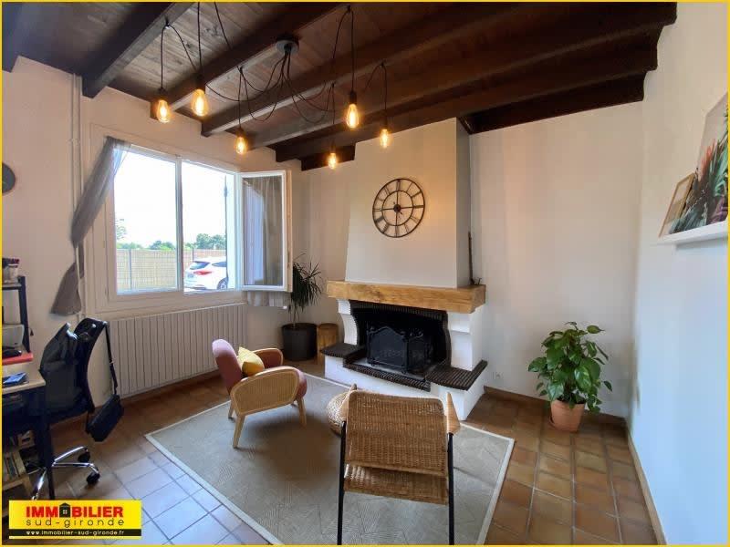 Sale house / villa St michel de rieufret 384000€ - Picture 7