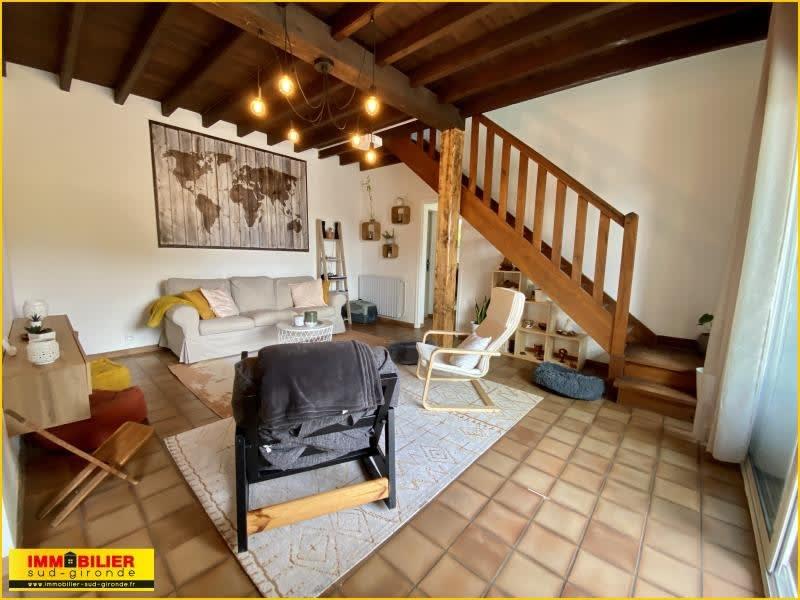 Sale house / villa St michel de rieufret 384000€ - Picture 8