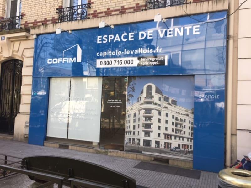 Rental office Levallois perret 1385€ CC - Picture 3