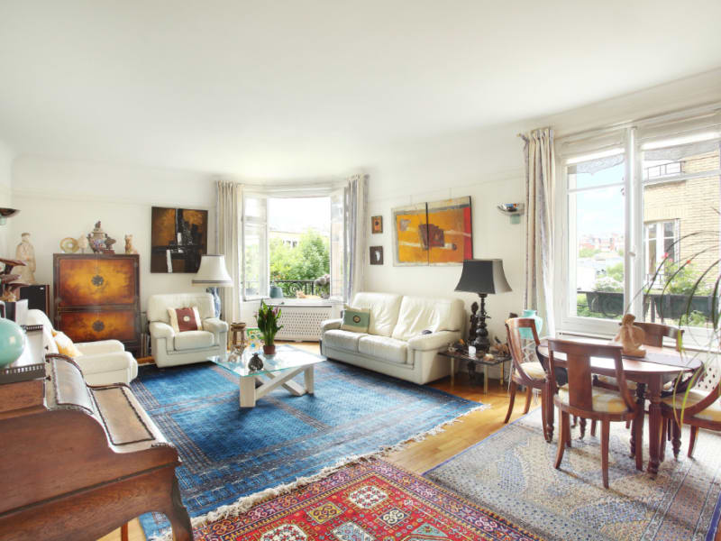 Vente appartement Paris 16ème 1270000€ - Photo 5