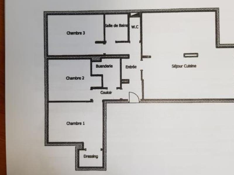 Vente appartement Aix les bains 298000€ - Photo 4
