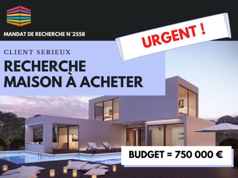 Sale house / villa Champagnier 750000€ - Picture 1