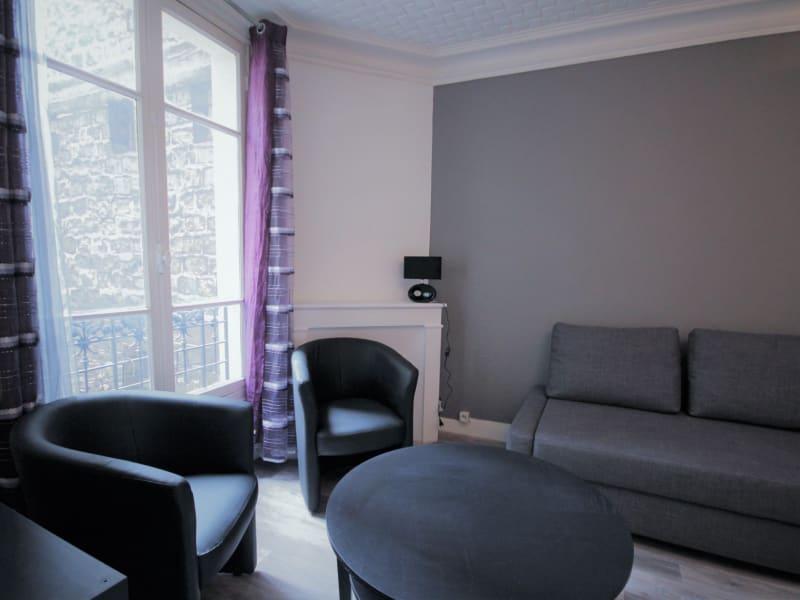 Rental apartment Paris 18ème 880€ CC - Picture 4