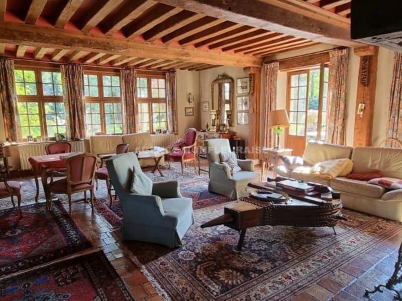 Vente maison / villa Équemauville 875000€ - Photo 2